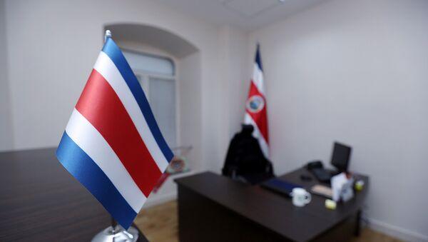В Азербайджане открылось посольство Коста-Рики - Sputnik Азербайджан