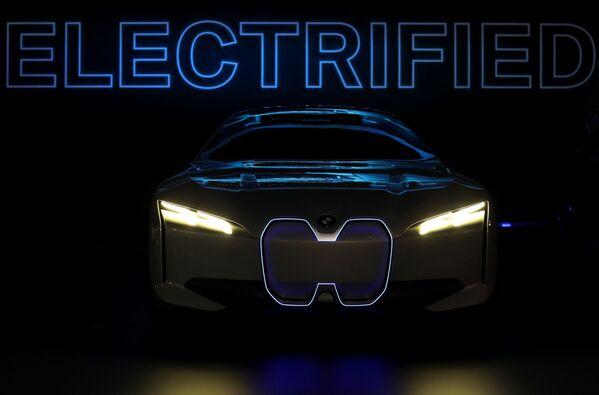 Автосалон LA Motor Show 2017 в Лос-Анжелесе - Sputnik Азербайджан