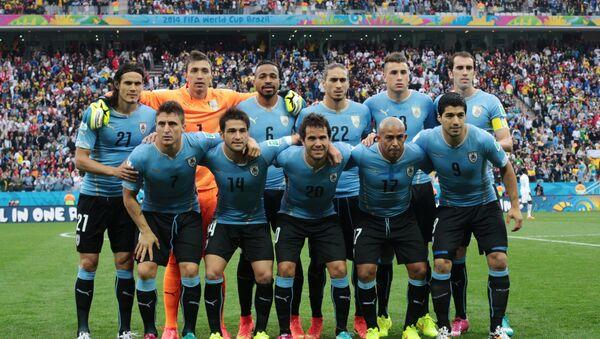 Сборная Уругвая по футболу - Sputnik Азербайджан