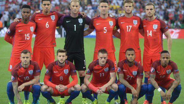 Сборная Англии по футболу - Sputnik Азербайджан