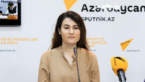 Səkinə Həsənova - Sputnik Azərbaycan