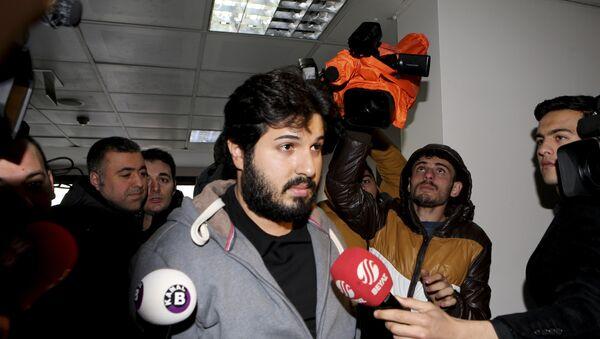 Rza Zərrab 2013-cü ildə - Sputnik Azərbaycan