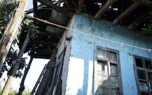 Дом родителей Мирзы Худаверди - Sputnik Азербайджан