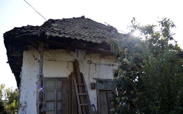 Дом Мирзы Худаверди наполовину разрушен - Sputnik Азербайджан