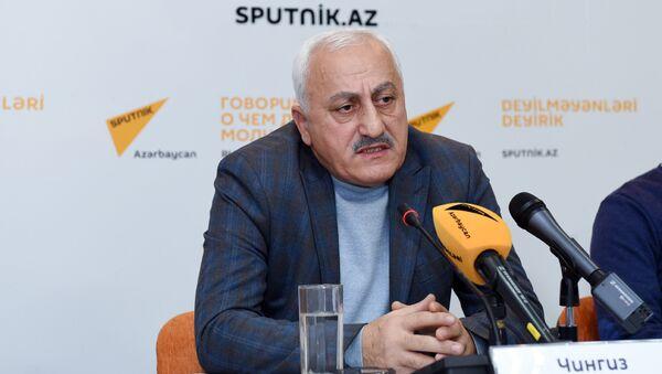 Professor Çingiz İsmayılov - Sputnik Azərbaycan