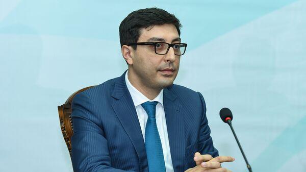 Фарид Гаибов, фото из архива - Sputnik Азербайджан