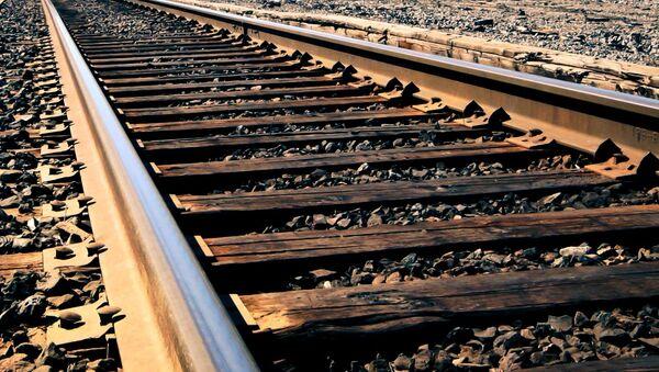Железная дорога - Sputnik Азербайджан