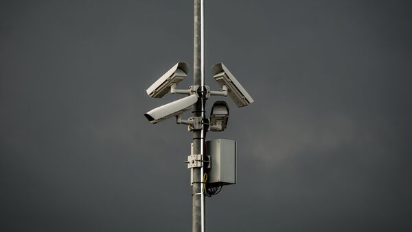 Камера наблюдения, фото из архива - Sputnik Азербайджан