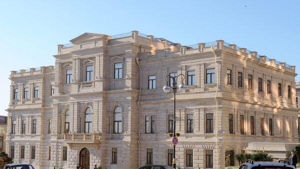 Национальный музей искусств Азербайджана - Sputnik Азербайджан