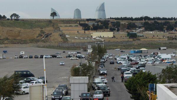 Бакинский центр по продаже автомобилей - Sputnik Азербайджан