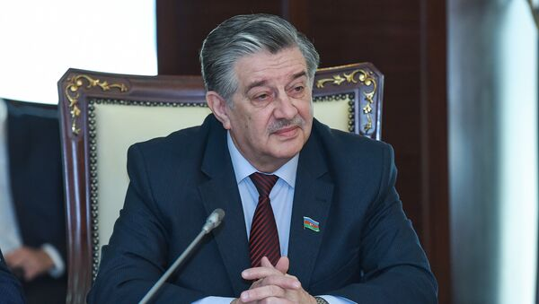 Михаил Забелин - Sputnik Азербайджан