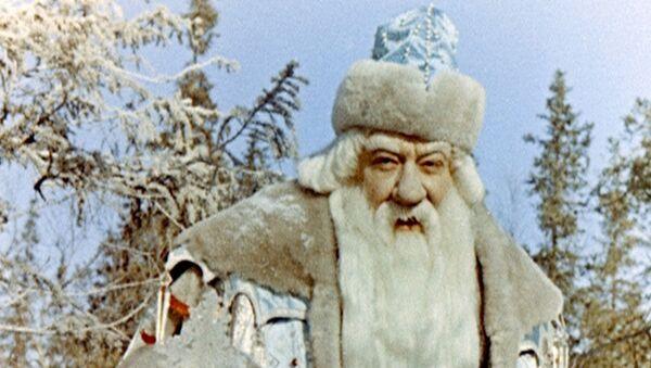 Кадр из фильма Морозко - Sputnik Азербайджан