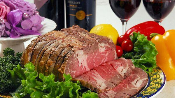 Жареное мясо - Sputnik Азербайджан