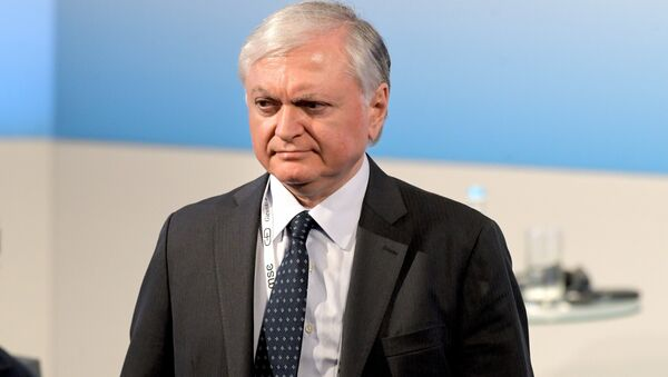 Edvard Nalbandyan - Sputnik Azərbaycan