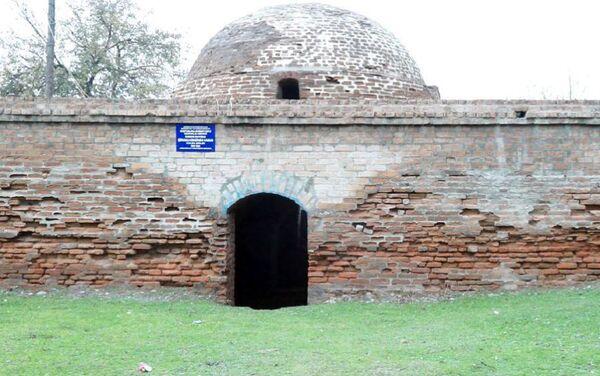 Баня в селе Ширванлы Бардинского района - Sputnik Азербайджан
