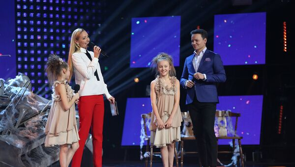 Татьяна Навка на проекте Ты супер! Танцы на НТВ - Sputnik Азербайджан