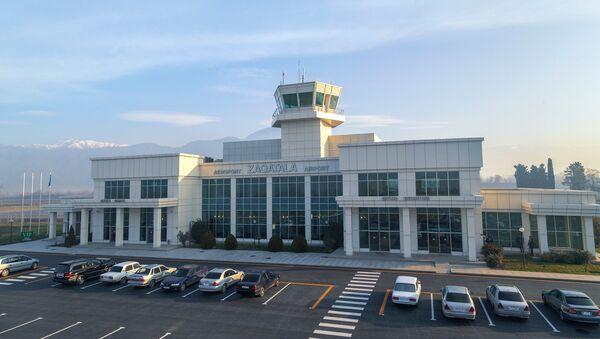 Международный аэропорт Загаталы после реконструкции - Sputnik Азербайджан