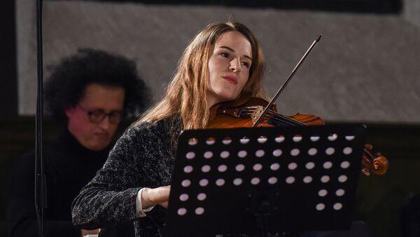 Концерт группы Divan der Kontinente на Silk Road Festival в Баку - Sputnik Азербайджан