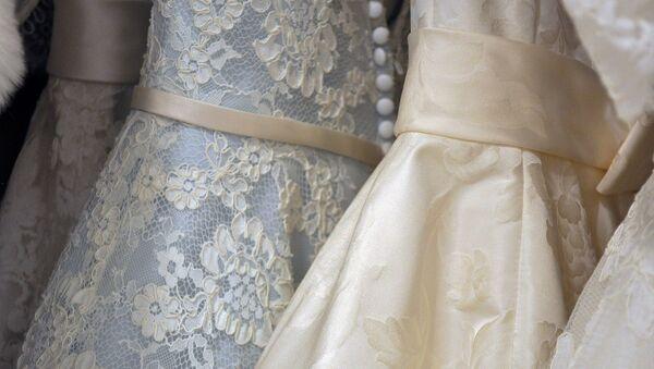 Свадебные платья, фото из архива - Sputnik Азербайджан