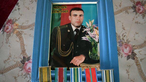 Шехид Физули Салахов - Sputnik Азербайджан