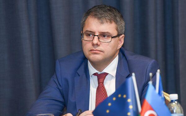 Заместитель министра культуры и туризма Назим Самедов - Sputnik Азербайджан