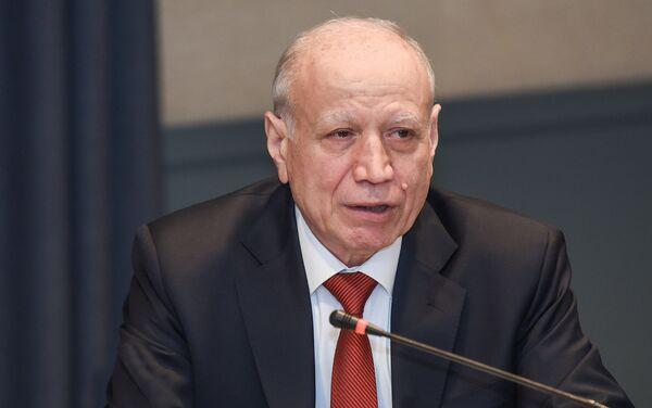 Заместитель начальника Государственной миграционной службы Парвиз Мусаев - Sputnik Азербайджан