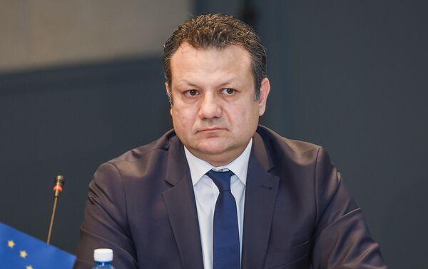 Глава представительства МОМ в Азербайджане Серхан Актопрак - Sputnik Азербайджан