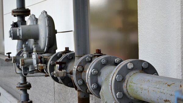 Водопровод, фото из архива - Sputnik Азербайджан