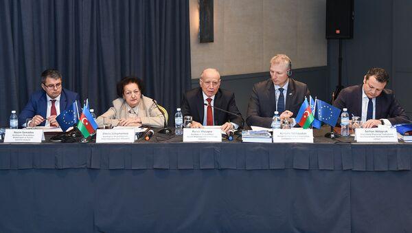 Мероприятие в связи с Международным днем мигранта - Sputnik Азербайджан