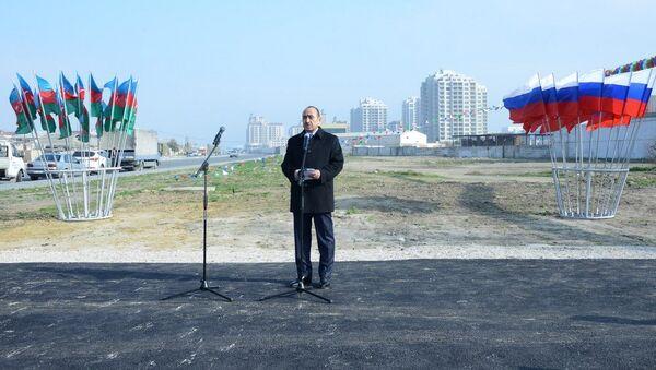 Помощник президента по общественно-политическим вопросам Али Гасанов - Sputnik Азербайджан