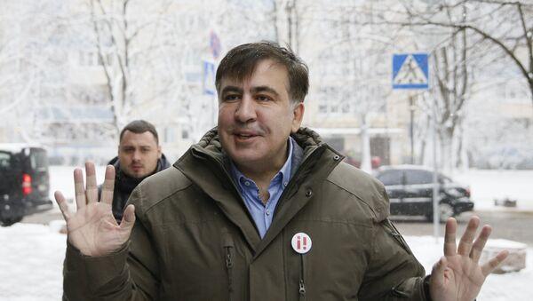Михаил Саакашвили - Sputnik Азербайджан