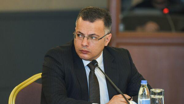 Директор Центра экономических реформ и коммуникаций Вюсал Гасымлы - Sputnik Азербайджан