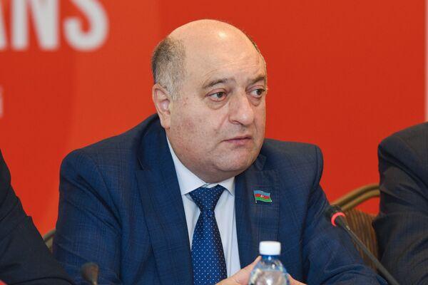 Депутат Милли Меджлиса Муса Гулиев - Sputnik Азербайджан