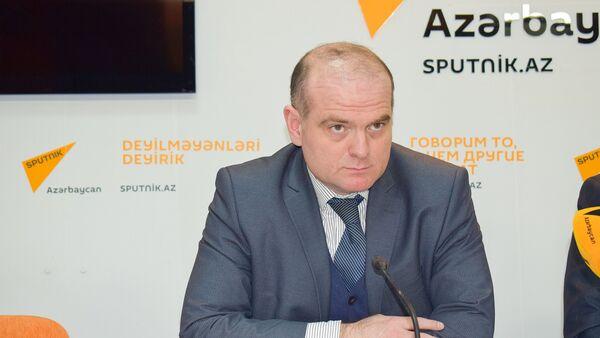 Elşad Məmmədov - Sputnik Azərbaycan