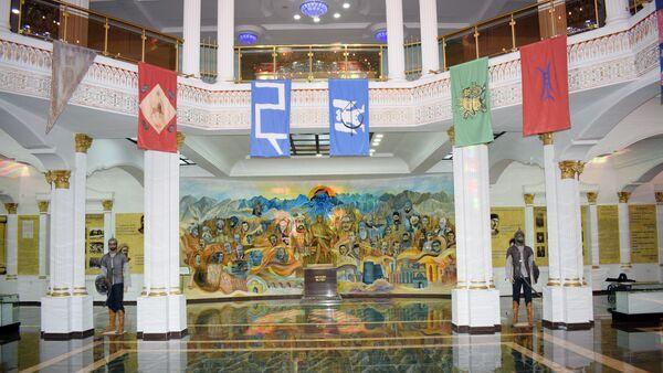Историко-краеведческий музей в Хачмазе - Sputnik Азербайджан