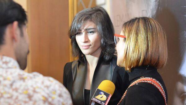 Полуфиналистка национального проекта Голос Азербайджан Ляман Дадашева - Sputnik Азербайджан