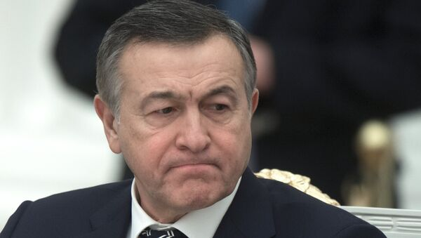Президент Crocus Group Арас Агаларов, фото из архива - Sputnik Азербайджан