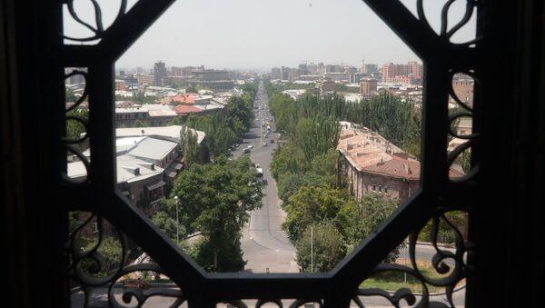 Ереван, фото из архива - Sputnik Азербайджан