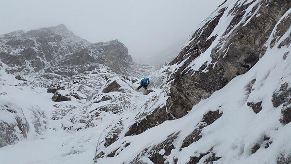 Alpinist - Sputnik Azərbaycan