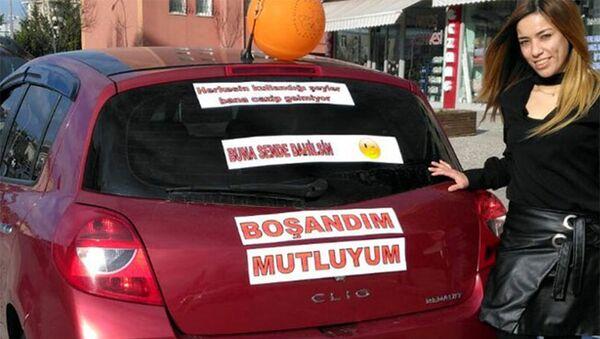 Tuğba Doğan - Sputnik Azərbaycan