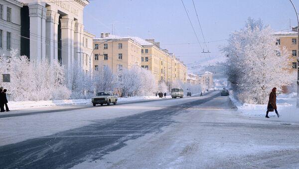 Городской вид - Sputnik Azərbaycan