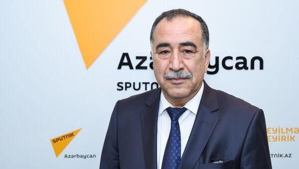 Atıcılıq federasiyasının vitse-prezidenti Rasim Rzayev - Sputnik Azərbaycan