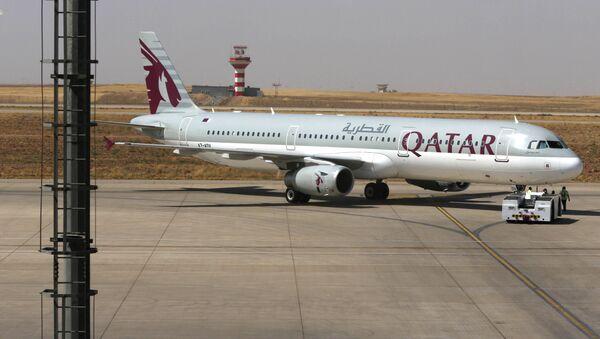 Qatar Airways - Sputnik Азербайджан