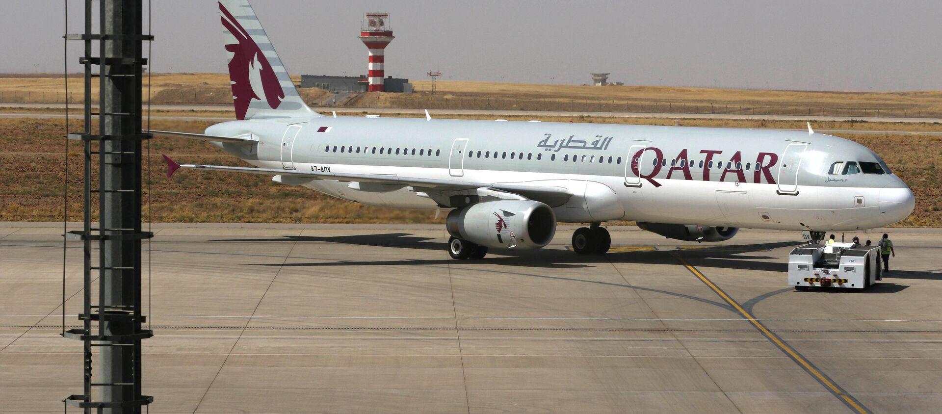Qatar Airways - Sputnik Азербайджан, 1920, 21.04.2021
