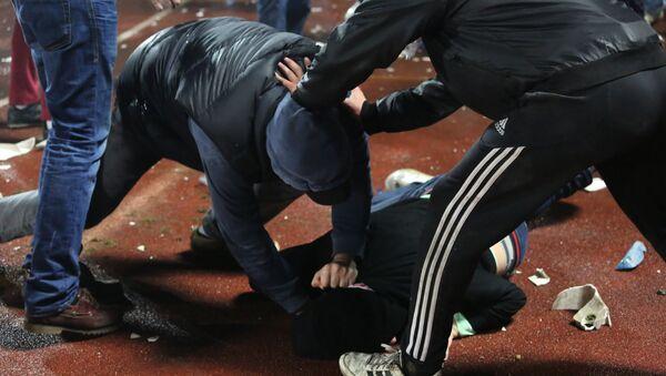 Драка, фото из архива - Sputnik Азербайджан