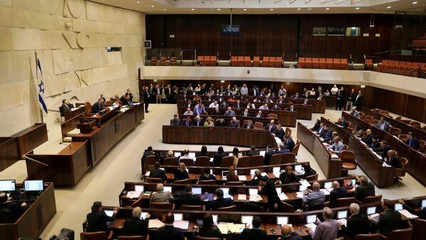 Кнессет – парламент Израиля, фото из архива - Sputnik Азербайджан