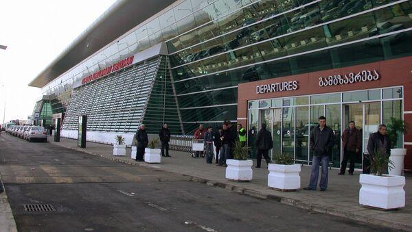Международный аэропорт Тбилиси (Лочини) - Sputnik Азербайджан