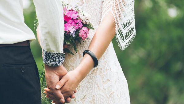 Свадьба, архивное фото - Sputnik Азербайджан