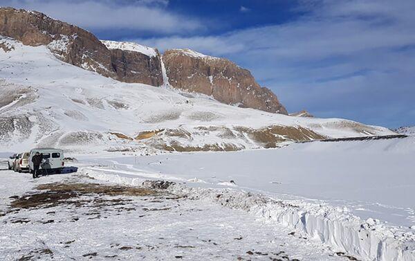 Поиски альпинистов - Sputnik Азербайджан