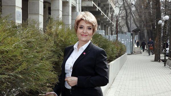 Кандидат медицинских наук Татьяна Дементьева - Sputnik Азербайджан